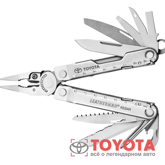 17 - опционный инструмент Toyota Rebar
