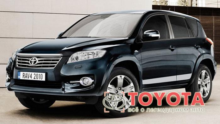 Toyota Rav4 2012 года
