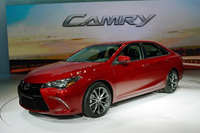 Тойота Камри 2015 – больше, чем рестайлинг
