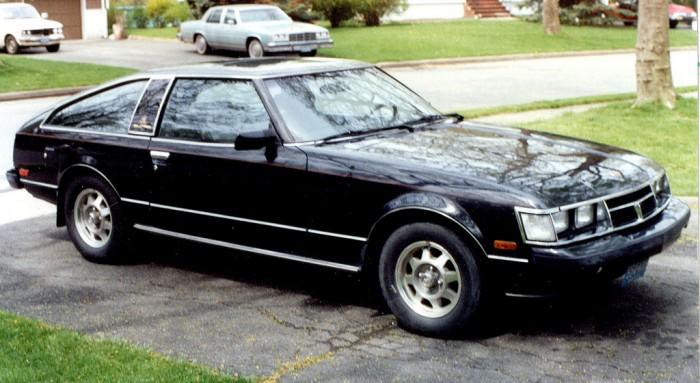 Автомобиль Toyota Supra первого поколения 1981 года.