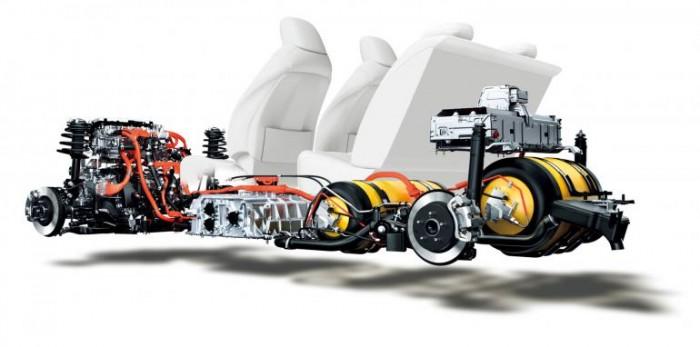 Автомобиль на водороде вместо резервного генератора