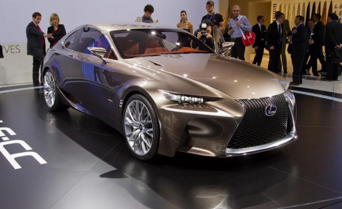Lexus LF CC