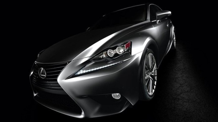 Седан Lexus IS250