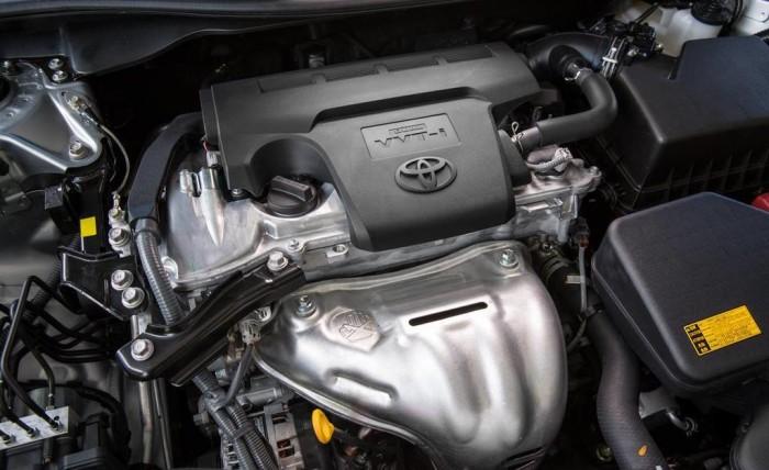 Двигатель Тойоты Камри 2.5 2015