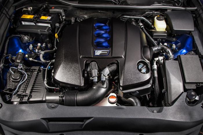 Премьера нового двигателя Lexus-LF-LC планируется в следующем году