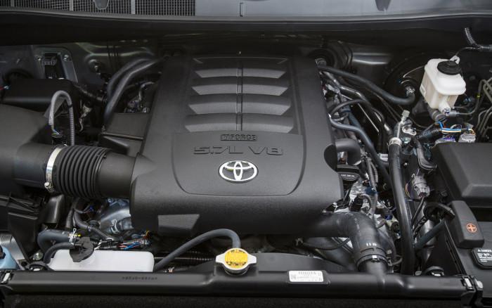 Двигатель Тойота Тундра