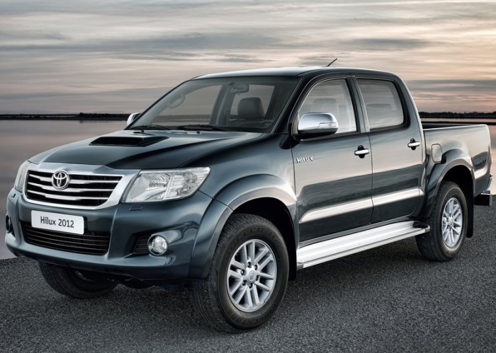 Toyota Hilux 2012-2013
