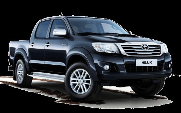 Внешний вид Toyota Hilux