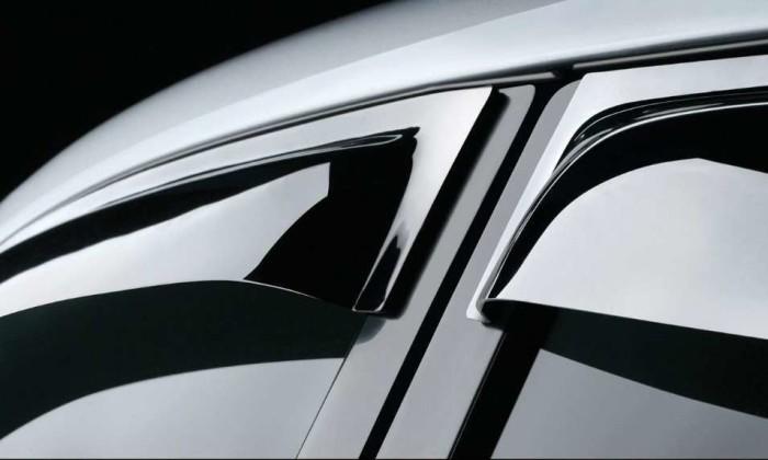 Ветровики на Тойота Камри