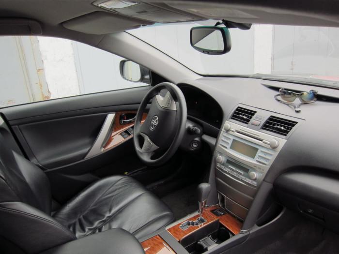 Интерьер Тойота Камри v40