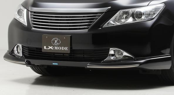 Юбка переднего бампера для Toyota Camry V 50