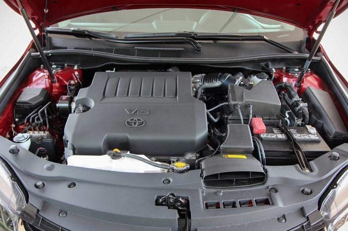 Двигатель Тoyota Сamry 2016