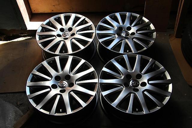 Литые диски для Тойота Камри v40