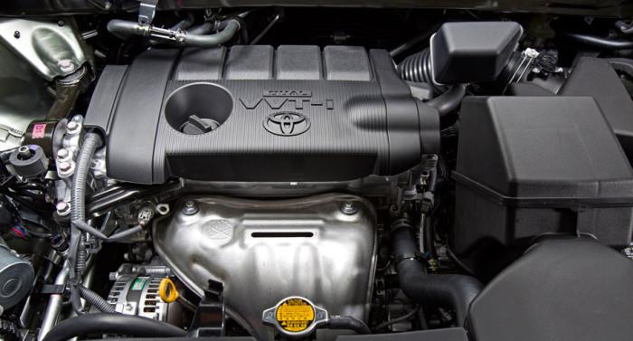 технические характеристики двигателя 2.7L