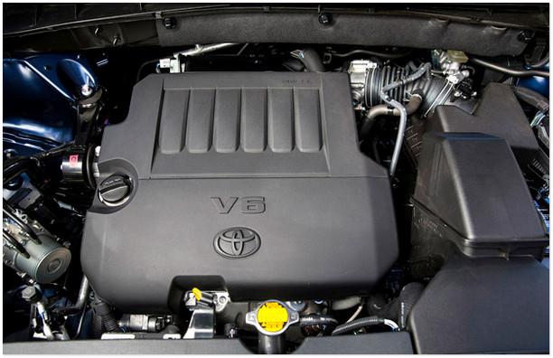 технические характеристики двигателя 3.5L