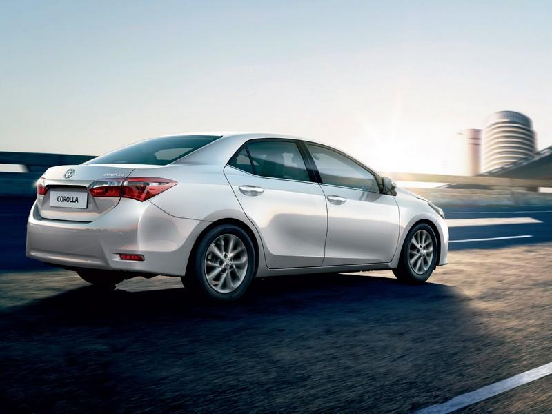 Toyota в мире