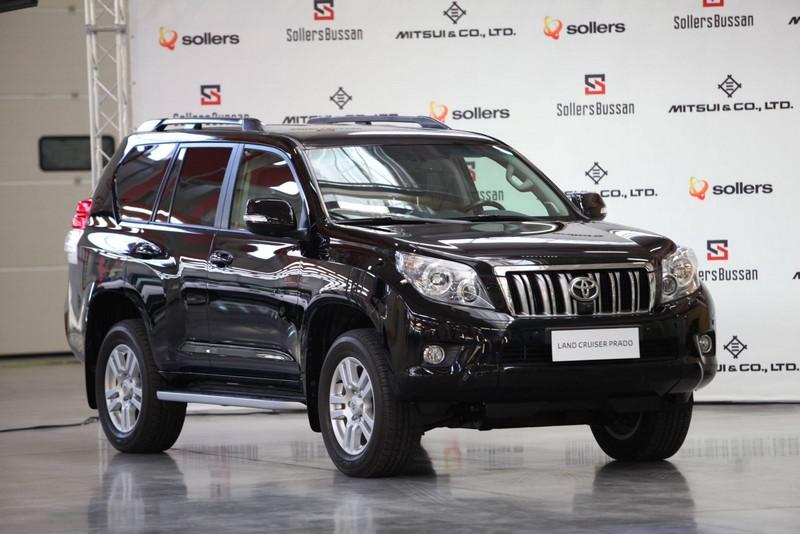 Юбилейный Land Cruiser Prado выпущен во Владивостоке
